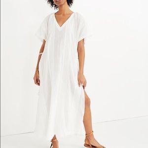 Madewell Gibraltar Cover-Up Maxi Dress XS
